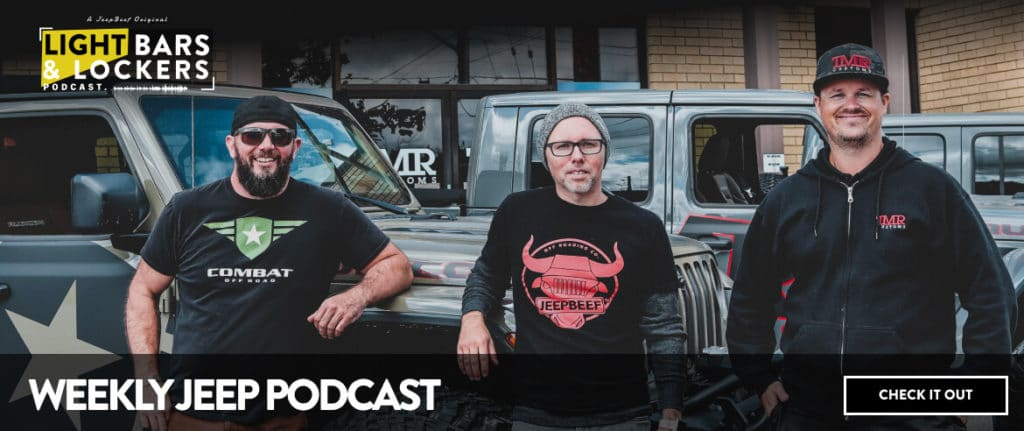 light bars and lockers podcast