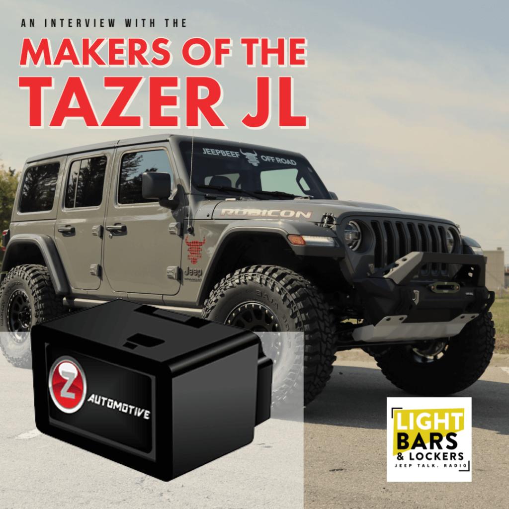Jeep Superchip Tazer JL and JK Blaster