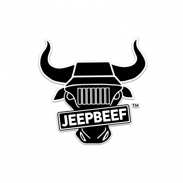 JeepBeef Decal 5 Inch