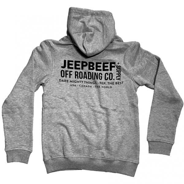 JeepBeef Icon Trail Hoodie