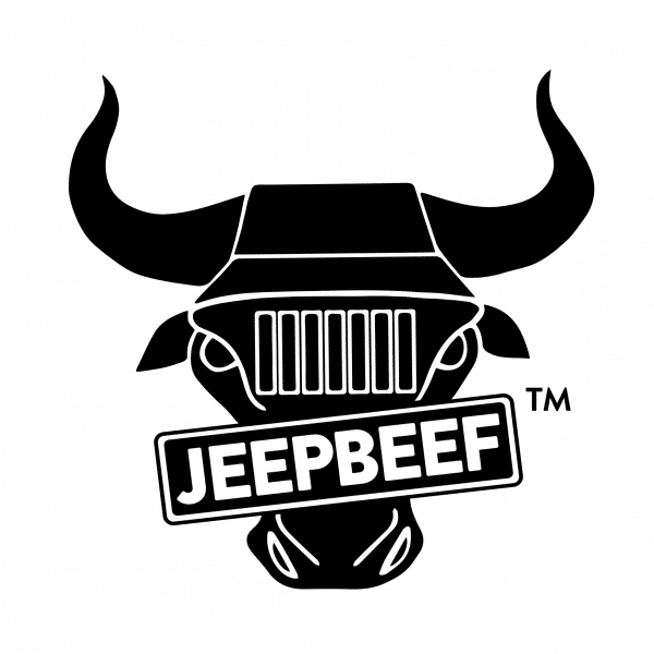 JeepBeef Jeep Decal