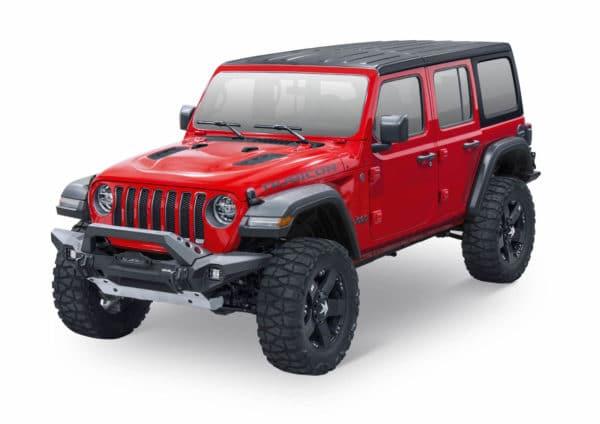 Jeep Front Aluminium Bumper Rival